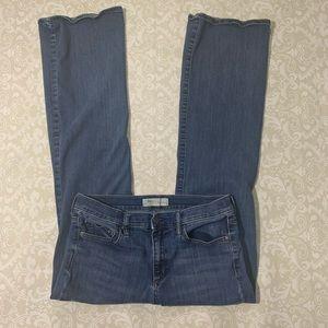 Gap 31 short perfect boot jeans